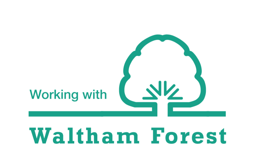 Working with Waltham Forest Logo