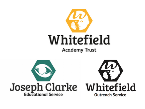 Whitefied and Joseph Clarke Logos